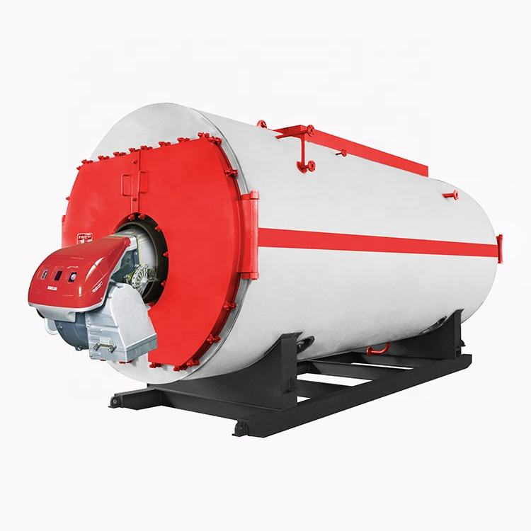 Horizontal [ Gas Fuel Boiler ] Heavy Oil Light Oil Natural Gas City Gas Lpg Etc Steam Boiler Gas Top 10 China Manufacturer Gas And Oil Dual Fuel 1000kg Industrial Boiler Steam Generator