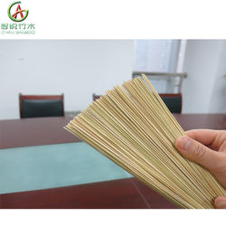 Raw Bamboo sticks material for making incense sticks