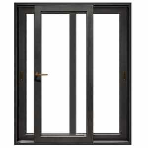 Australian Standard AS2047 Reasonable Price Modern Design Double Glass Aluminium Horizontal Sliding Windows for Balcony