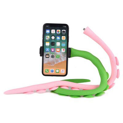 Camera Octopus Tripod Flexible Smart Phone Mount Mobile Phone Holder Selfie Stick