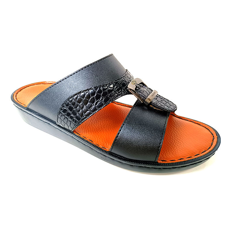 Wholesale Newest Summer flip flops for Men slippers Beach Arabic Sandals