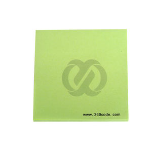 Factory direct sale sticky notes booklet printed note book with