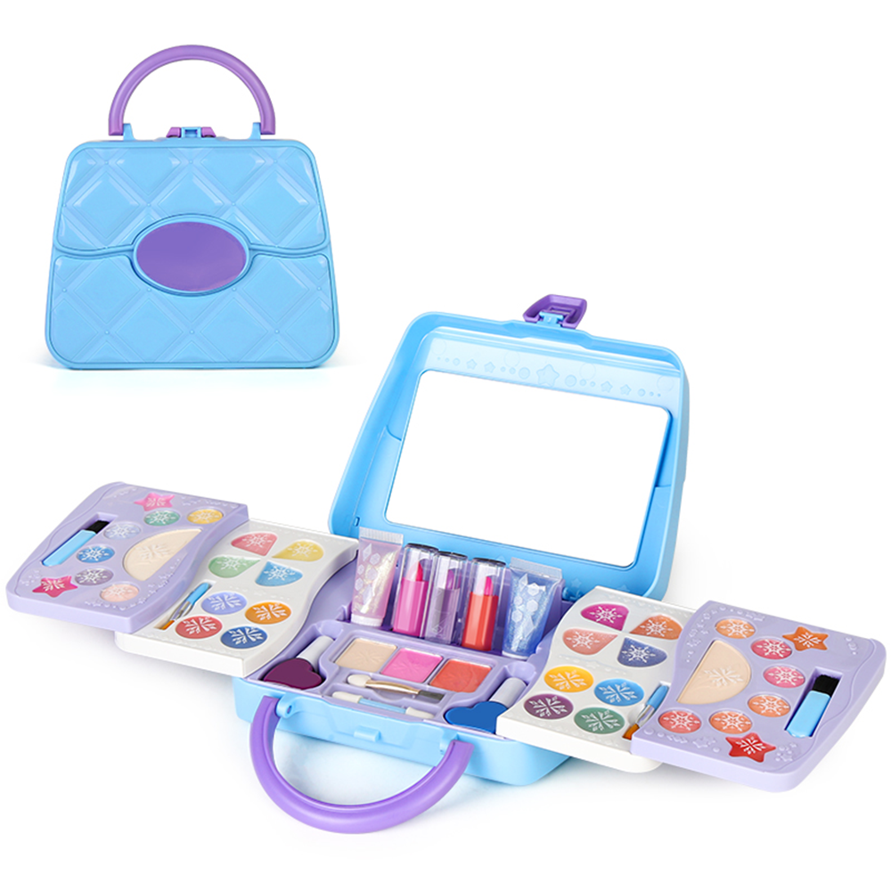 AKIACO frozen makeup kids cosmetic toy set for girls