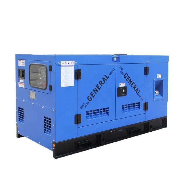 Chinese Quanchai engine open/silent type 26kw/33kva QC498 Diesel genset