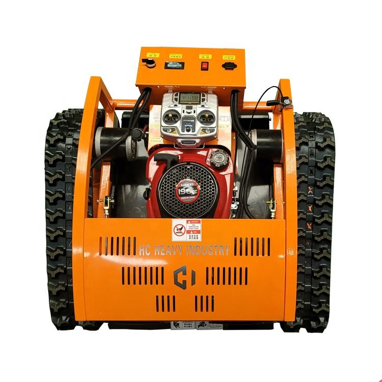 Mini Crawler Remote Control with Diesel power