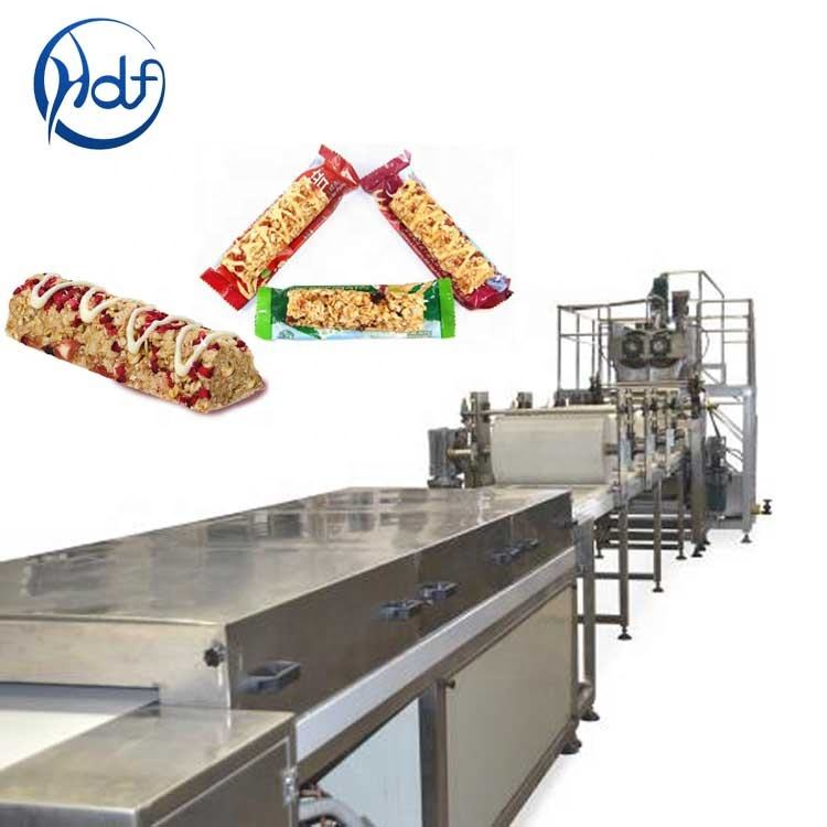 Obst mutter getreide candy bar snack forming maschine