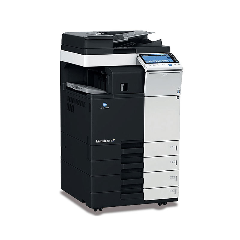 All-in-one Printer A3 Laser Printer for Office Konica Minolta bizhub c364 c284 c224 Office Printer A4