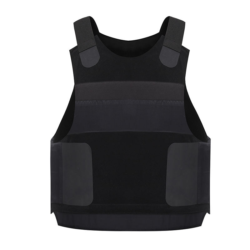 Lightweight NIJ IIIA military aramid concealable bullet proof vest body armor
