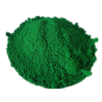 TY530 Chroom Oxide Groen Pigment Cr2O3 Heatstable chroomoxidegroen voor Coating