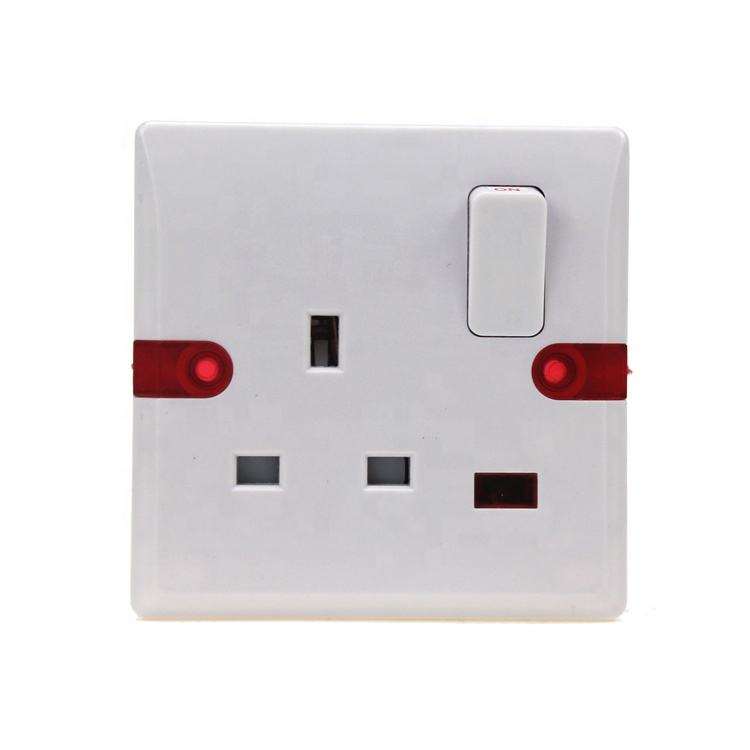 L&R High-grade Plug Socket & Wall Switch Socket