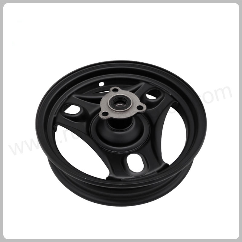 Motorcycle Scooter Front Steel Wheel 2.15-10 For GY6 Address V150S