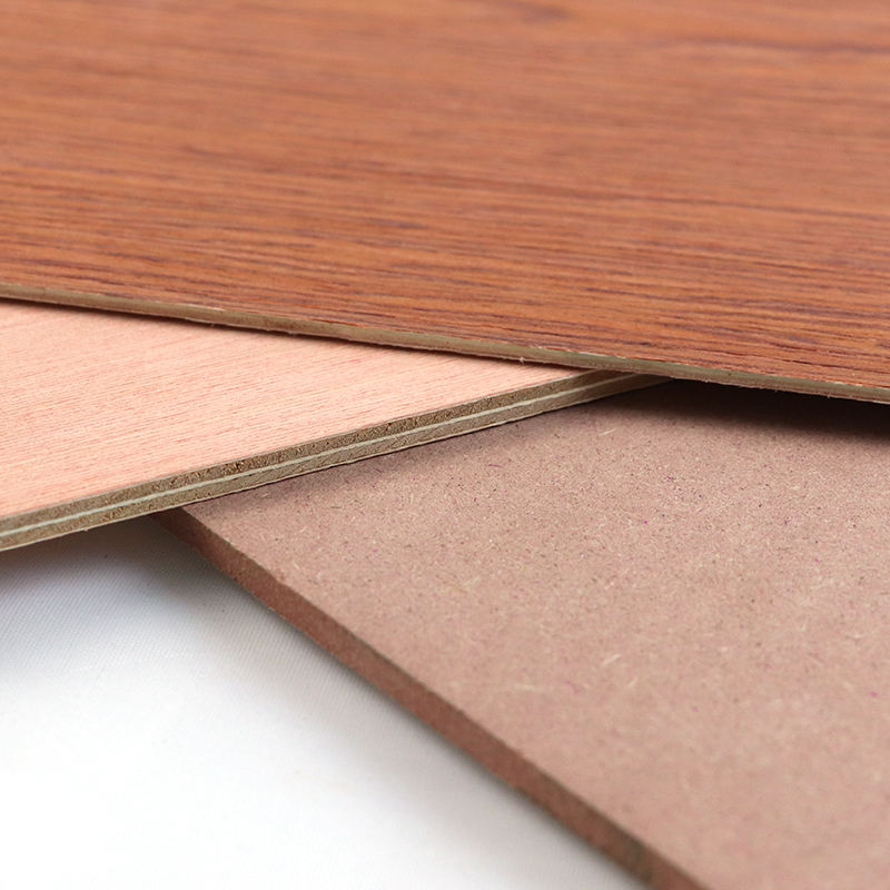 Double-sided low cost 8mm commercial plywood