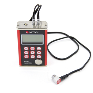 MT200 UlMT-200trasonic Thickness Gauges with 4.5 digits LCD, EL back light + RS232 CD & Cable, Selectable 0.1/0.01mm Resolution