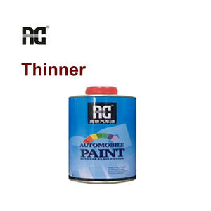 Thinner For Clear Coat 2K Solid Paint