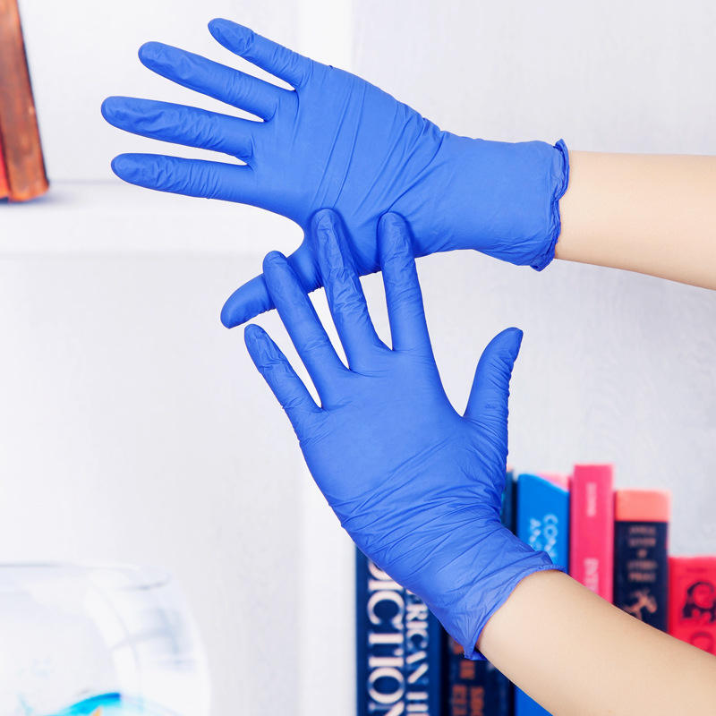Disposable waterproof sterile gloves