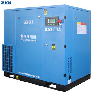 Cina 12 Bar 12V 100Psi Rotary Screw Air Compressor