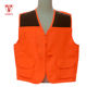 China Factory Men's Insulated Canvas Trail Utility Hunting Vest