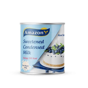 Amazon Sweetened Condensed Milk