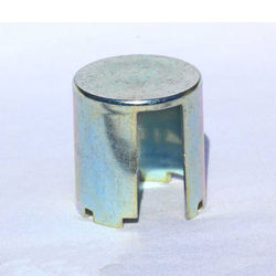 Sheet Metal Deep Draw Stamping Cap Part