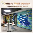 China Supply Business Decoration Exterior Culture Wall Designs