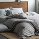 Bed Set Hot Sale French Fabric Bed Linen Sheets Wholesale Bedding Duvet Cover Set Bed Linen Set Pure French Linen Bedding