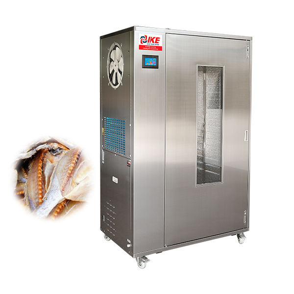 WRH-100T Hot Air Commercial Electric Tray Fruit Fish Drying Oven For Laboratory