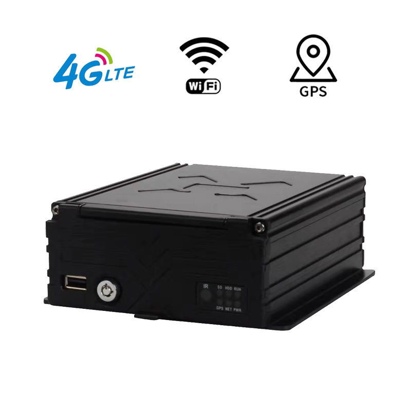 8 Channels H.265 Hard Disk Mobile Bus DVR