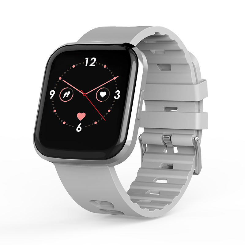 Baru Dirancang W17 Wireless Smart Watch untuk Android IOS Ponsel Pelacak Denyut Jantung Tekanan Darah W17 Y77 Smart Watch