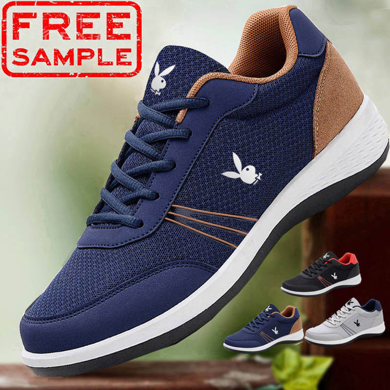 FREE SAMPLE custom Fashion men Running Shoes basketball breathable Walking Brand Sneakers custom sneaker man casual sport shoe