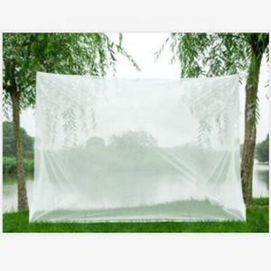 100% Polyester outdoor foldable insecticide treated mosquito net