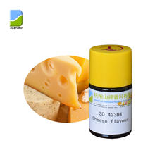 Cheese flavor SD42304 low dosage for Dairy products/Beverag/ Ice cream/ cold drink/ Cereals/ Vegetable protein/ Confectionary