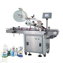 Top Flat Surface Bottle Self-Adhesived Sticker Labeling Machine  Automatic Labeling Applicator For Bottles
