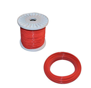 DC cable 1.5mm Tinned Plated Copper 200C High Temperature Electrical FEP electrical wire