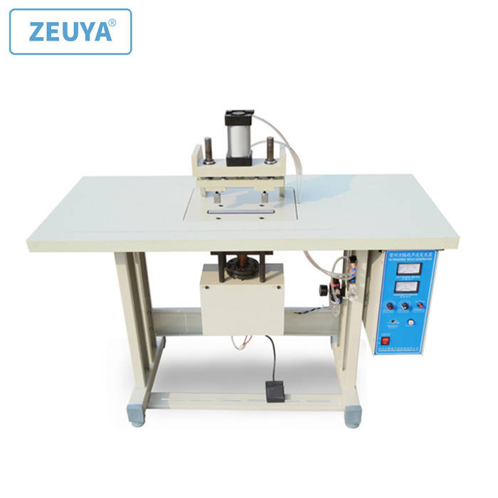 Double Hand Bag Ultrasonic Spot Welding Machine