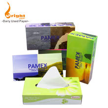 High Quality  Facial Box Tissue Paper