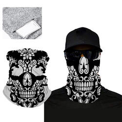 Breathable Seamless Bandana  Outdoor Mask Dust-proof Windproof Riding Face mask