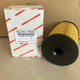Construction machinery parts spin on fuel filter element s2340-11800