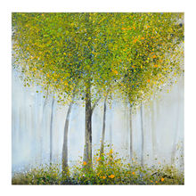 Beautiful Canvas Art Tree Oil Painting