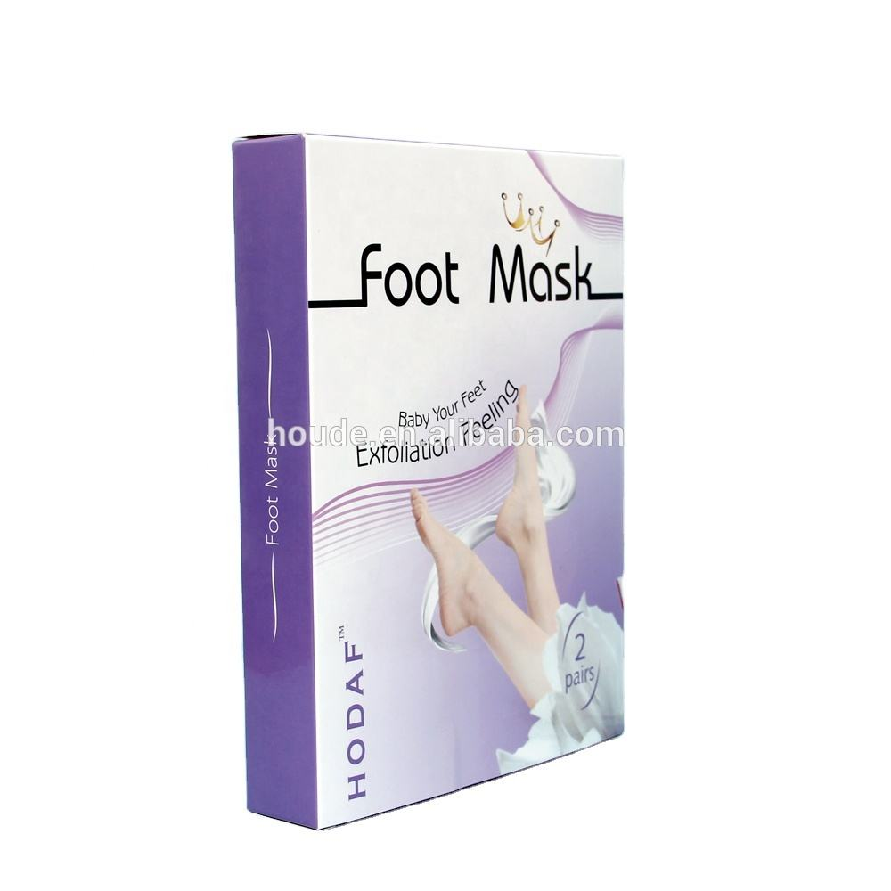 crack Callus Removal Foot Pack / Foot Mask
