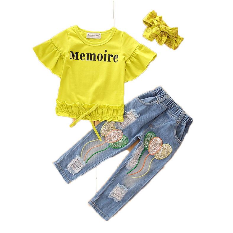 2020 Boutique Fashionable Junior Teen Kids Clothing Age3 Sets boys teens wear Fall Baby Big Boy's Set Kids Clothing