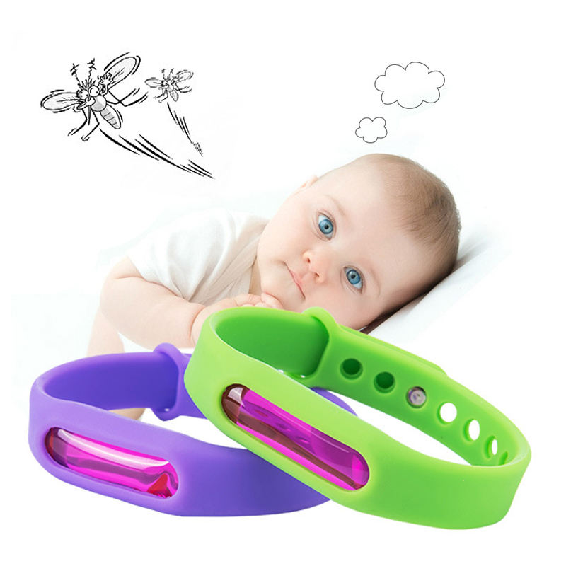 180 days innovative mosquito repellent insect products adjustable mosquito repellent bracelet