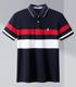 Big factory wholesale fahion design sport wear basic models polyester latest polo men T-shirt designs for men apparel