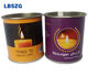 Promotional Wholesale Jar Pastel Empty Tins For Candles Candle Metal Box