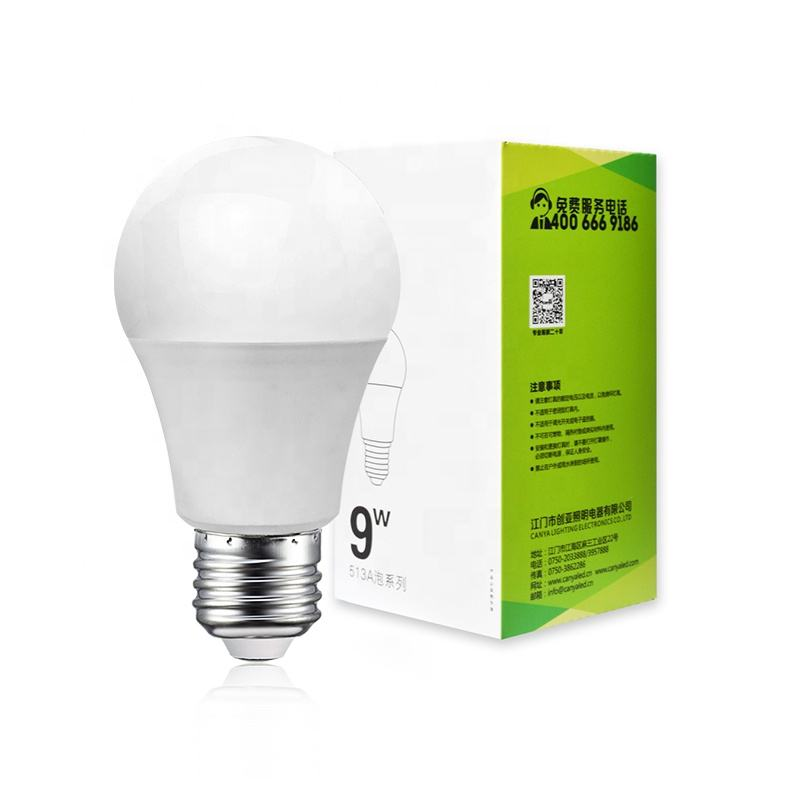 Home [ Led 7w ] Led Design Led Bulbs Hot Sell Free Sample Brightest Led Bulb 5w 7w 9w 12w 15w 18w For Home