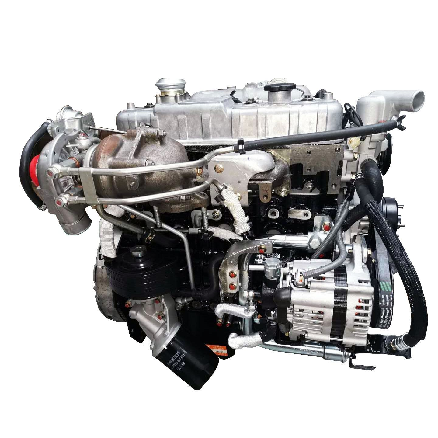 car motor luv dmax diesel 3.0 4jh1 4jh1-tc engine for isuzu trooper diesel engine price