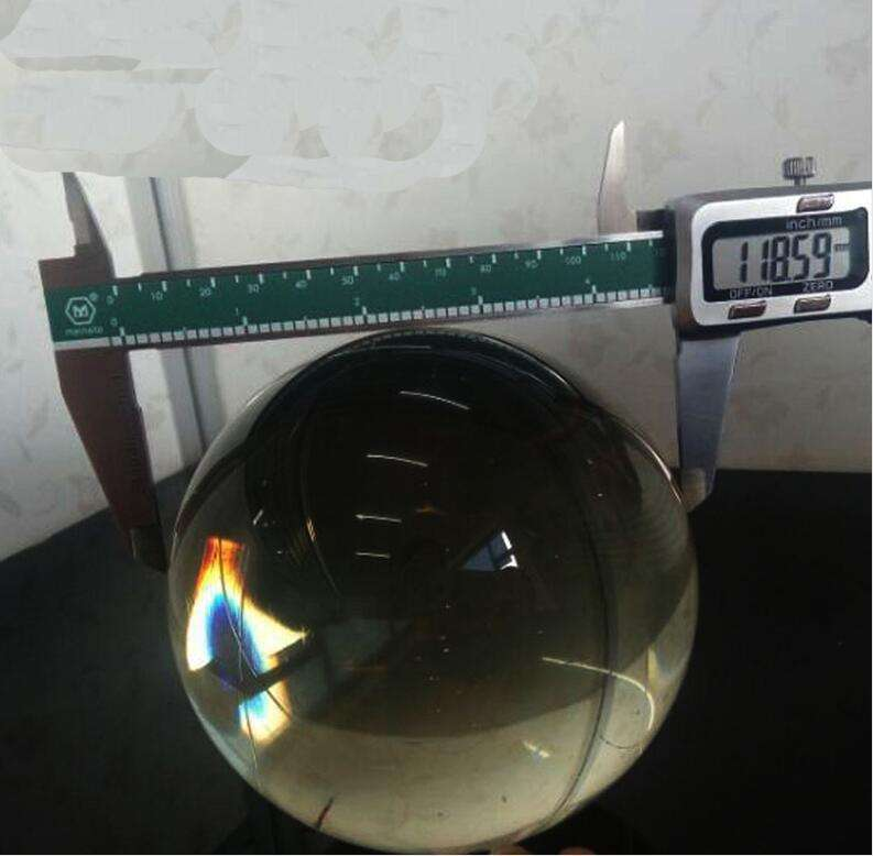 China manufacture optical glass ball lens large ball lens