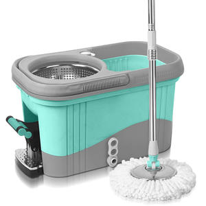 Spin pole Mop bucket foot pedal Plastic Mop Bucket
