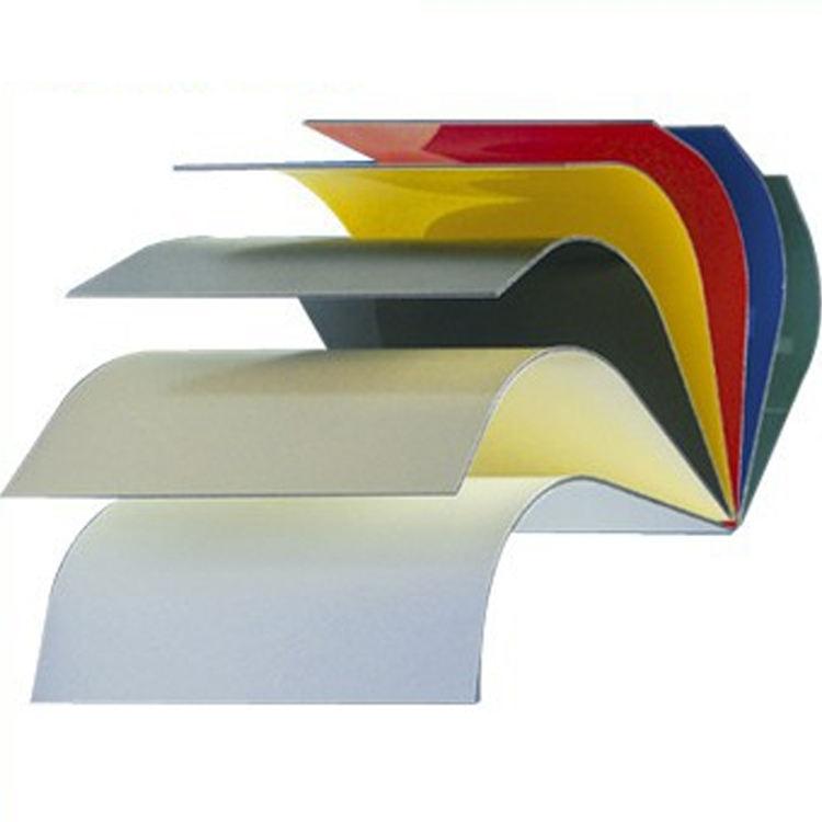 şirket tabela / alucobond / alüminyum kompozit panel Linyi fabrika