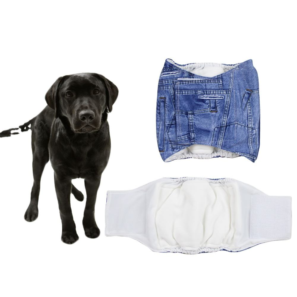 Premium Washable Diaper For Dog And Absorbent Dog Sanitary Panties