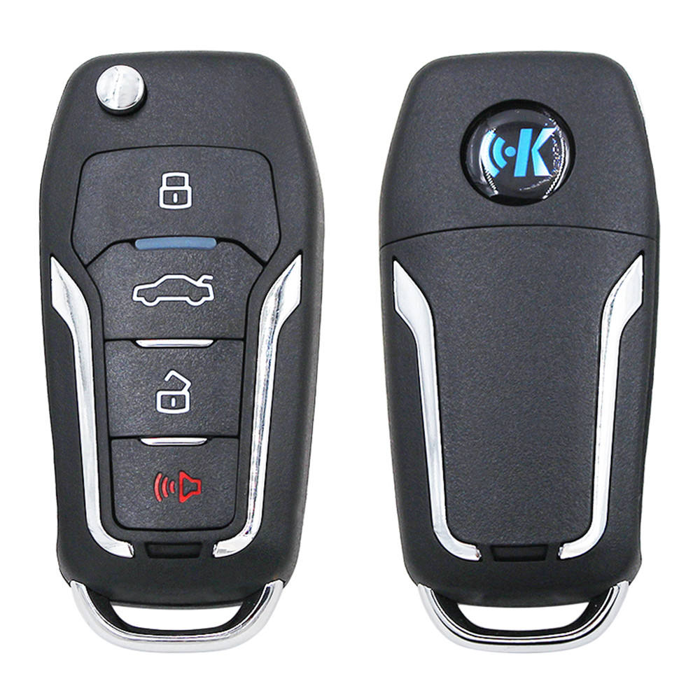 KEYDIY Universal KD Remote B12-4 for KD-X2 KD900 Mini KD Car Key Control Remoto Controle Replacement Wholesale